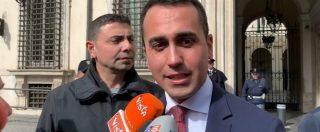 """Sardegna, Di Maio: """"Per Governo non cambia niente. Apertura a liste civiche? Sperimentale, no a percorso lampo"""""""