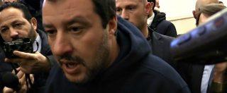 """Lega, Salvini: """"Soldi dalla Russia? Non è arrivato e non arriverà nulla"""". Ma si rifiuta di promettere trasparenza sui finanziamenti"""