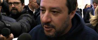 """Elezioni Sardegna, Salvini: """"Nessun flop della Lega, mi accontento della sesta vittoria contro la sinistra"""""""