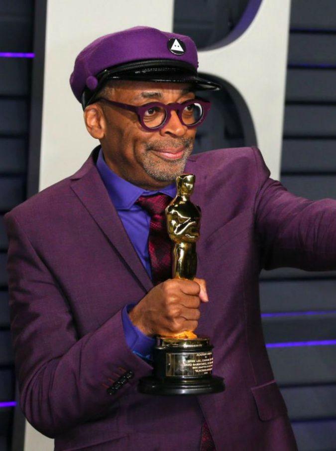 """Oscar 2019, la stizza di Spike Lee per il premio a Green Book: """"Chiamata sbagliata, sembrava uno scherzo"""""""