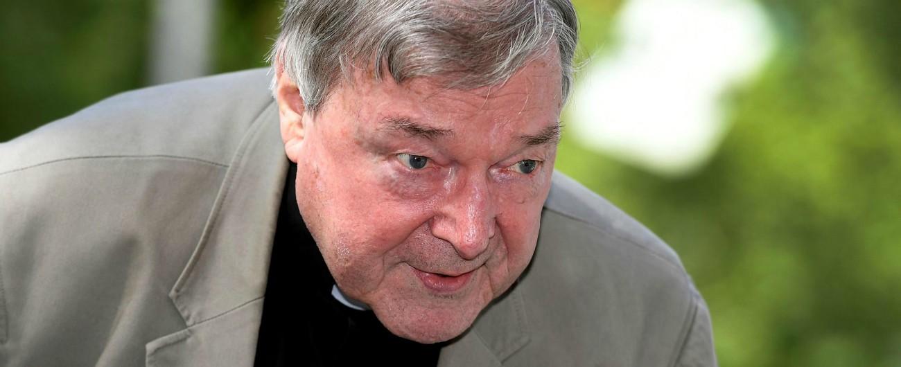 Pedofilia, condannato in Australia il cardinale Pell: ha abusato sessualmente di due ragazzi dopo la messa domenicale