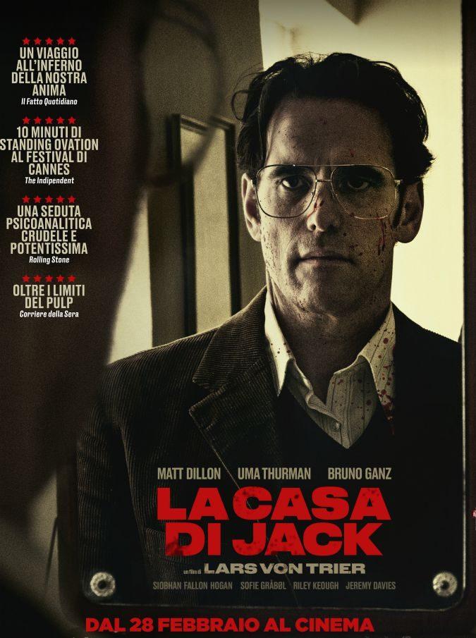 La Casa di Jack, l'immenso e brutale film di Lars von Trier in sala: ma sarà vietato ai minori di 18 anni