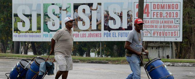 Cuba, clamoroso a L'Avana! La nuova Costituzione approvata con meno del 99%