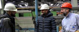 """Napoli, operai comprano l'azienda per non perdere il lavoro: """"Tanti sacrifici, ma riprendere la produzione è un sogno"""""""