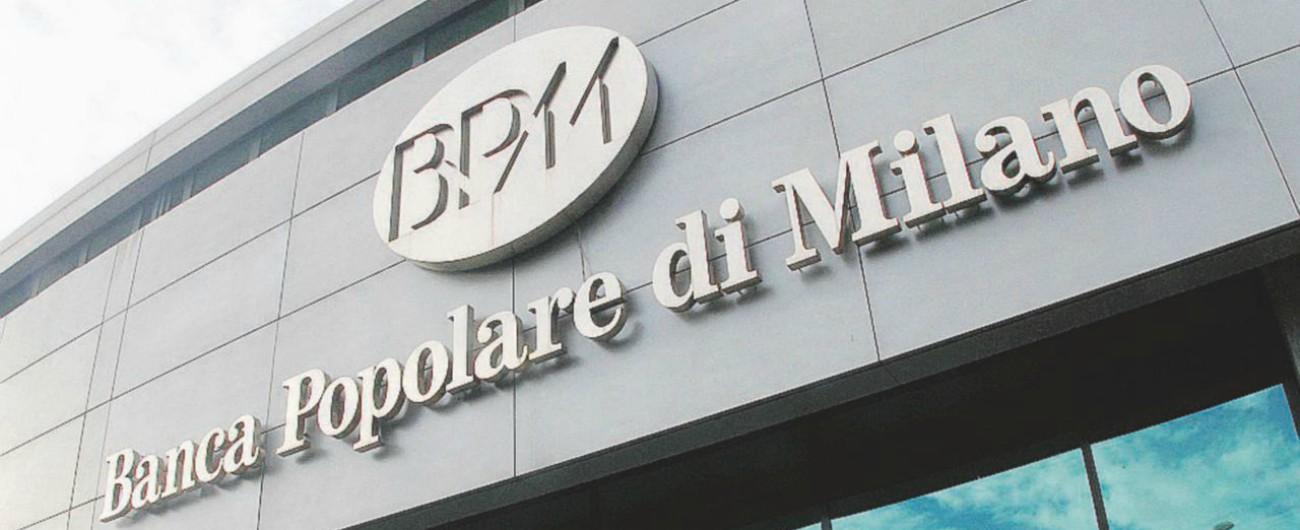Truffa diamanti, Banco Bpm sospende il direttore generale Maurizio Faroni