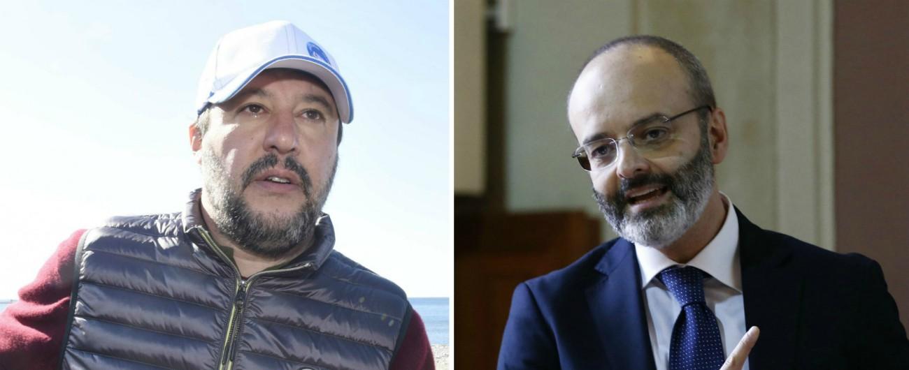 """Legittima difesa, Minisci (Anm): """"Il rinvio è una buona notizia, sia sine die"""". Salvini: """"Parole gravi. Si candidi con la sinistra"""""""