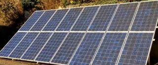 Pannelli solari a chi non può pagare le bollette: in Puglia