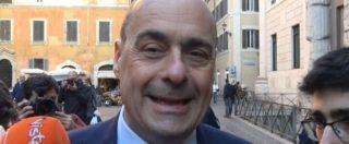"""Pd, Zingaretti: """"Patrimoniale? Per partito un tabù tassare i ricchi? Credo nella progressività delle imposte, solo a quello"""""""