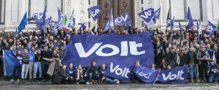 """Europee, il movimento paneuropeo Volt: """"Il futuro non sono gli slogan della Lega. M5s? Investe nell'assistenzialismo"""""""