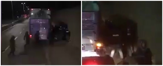 Fiorentina-Atalanta, blitz polizia su bus ultrà bergamaschi: scambio di accuse. Autista: 'Agenti picchiavano chi era a tiro'