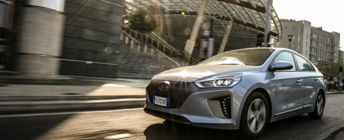 Auto ecologiche, Green NCAP premia la sostenibilità di Hyundai Ioniq e Bmw i3