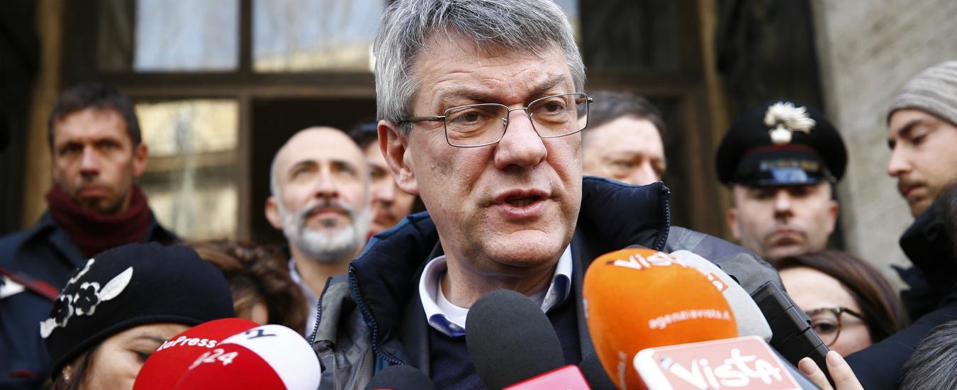 Landini vs Di Maio: sulle pensioni dei sindacalisti chi ha ragione?