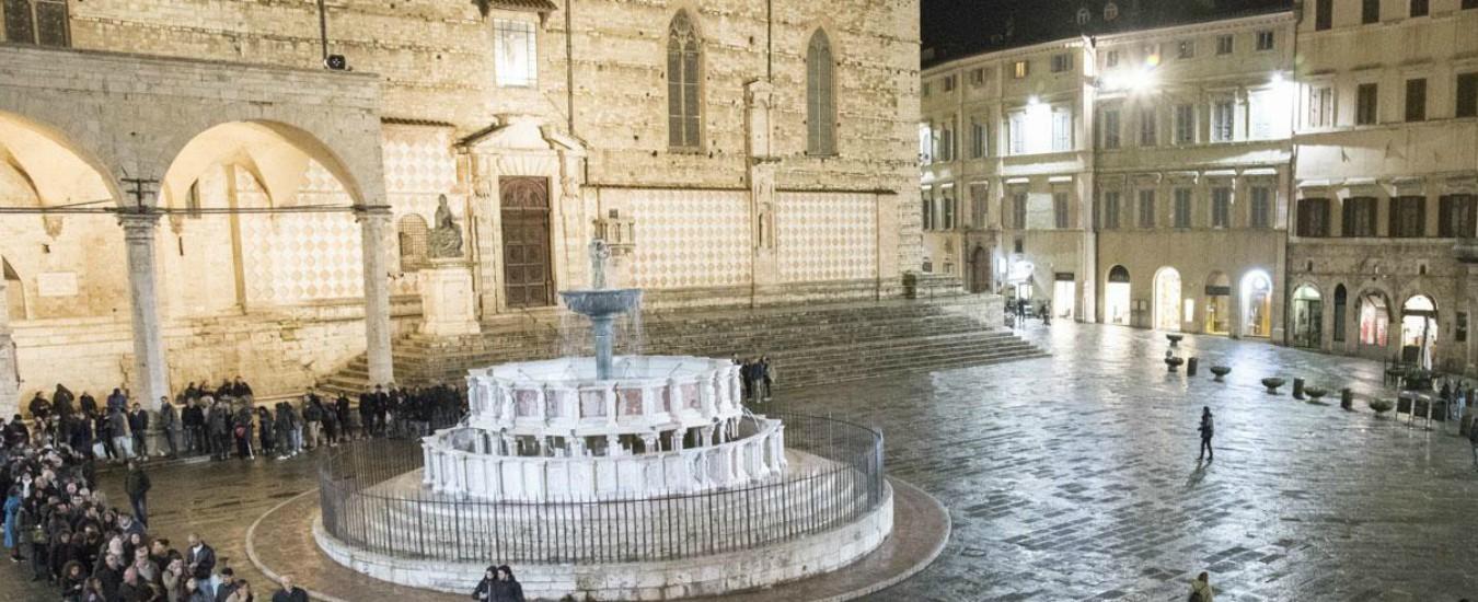 Festival del Giornalismo di Perugia, 300 eventi in programma dal 3 al 7 aprile. Tra gli ospiti Peter Gomez e Marco Travaglio