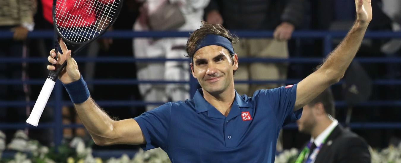 Tennis, Roger Federer raggiunge le 100 vittorie. Il viaggio del Re non è ancora finito