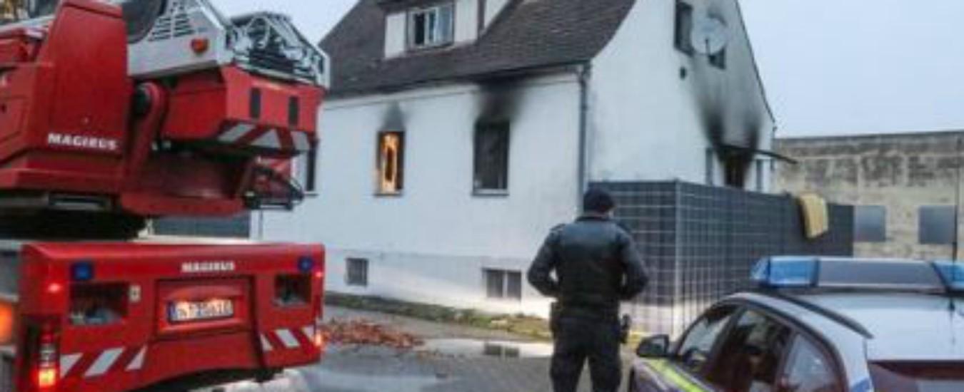 Norimberga, incendio in una villetta: morti quattro bambini e una donna