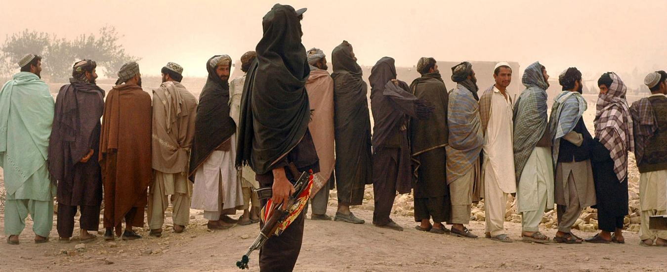 Afghanistan, con il ritiro degli Usa il Paese sta per tornare in mano ai Talebani