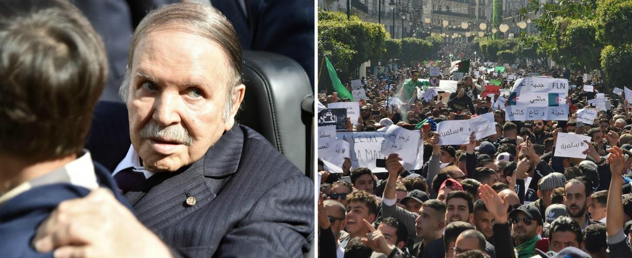 Elezioni Algeria, le proteste non fermano gli uomini Bouteflika: il presidente ricandidato nonostante crisi e mancate riforme