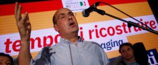 """Pd, il discorso di Zingaretti tra richiami all'Ulivo e alla nascita del partito: """"Voltiamo pagina, sarò il capo di una comunità"""""""