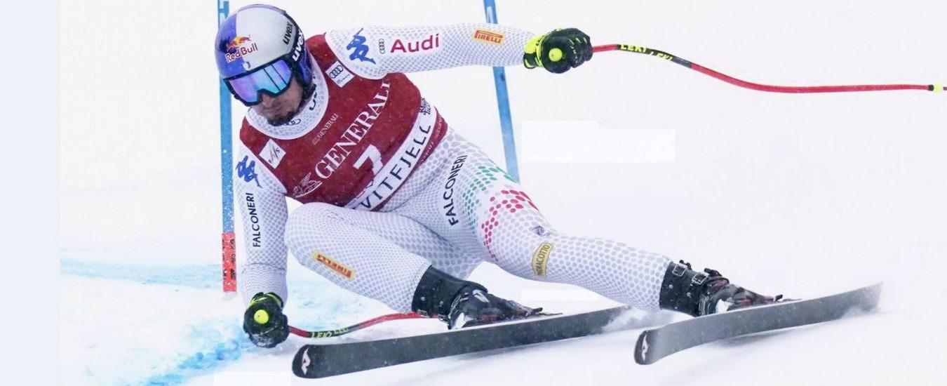 Dominik Paris vince il supergigante di Kvitfjell: dopo Bormio, altra doppietta nella Coppa del Mondo