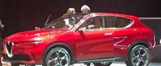 """Alfa Romeo, il nuovo sport utility compatto si chiamerà Tonale. Ecco le prime immagini """"rubate"""""""