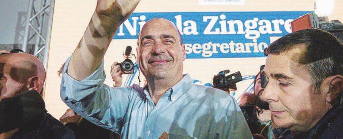 """Zingaretti segretario. Il renzismo archiviato: """"Voltiamo pagina"""""""