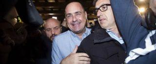 """Primarie Pd, Zingaretti da Chiamparino: """"Prima mossa visita al Tav"""". Gli altri nodi: assetti interni e liste per le Europee"""