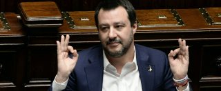 Salvini ha paura delle donne che non lo adorano?