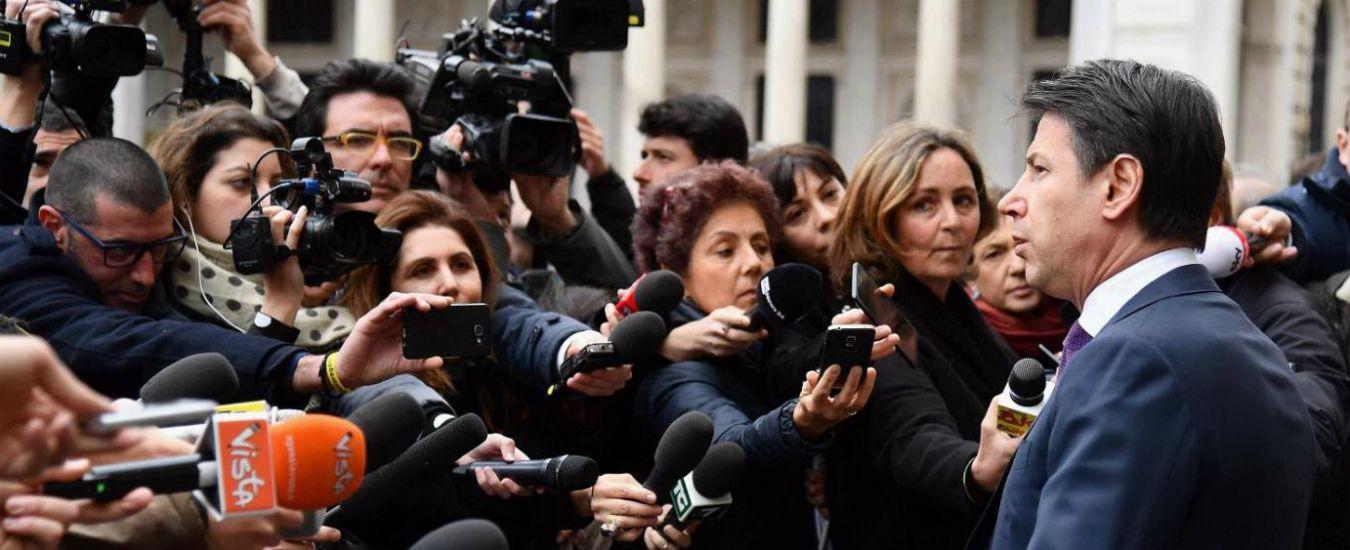 Tav, Conte: 'Scelta per venerdì, posizioni Lega-M5s non peseranno. Valutazione politica, non solo tecnica'