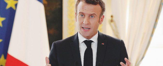 Da Parigi zero fondi Macron non lo vuole e scarica su Roma