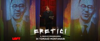 """Eretici, su Loft Tomaso Montanari racconta Giorgio La Pira: """"Cattolicissimo, ma difensore della laicità della politica"""""""