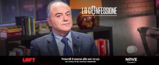 """La Confessione, Gratteri a Gomez su Nove: """"'Ndrangheta garantisce 30% dei voti in Calabria, punta su cavallo vincente"""""""