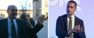 """Indennità dei politici, Di Maio denuncia: """"Zingaretti non ha ritirato il ddl Zanda che aumenta gli stipendi. È partito l'iter"""""""