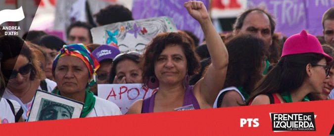 In Argentina è nato il nuovo movimento femminista. Ne ho parlato con la leader Andrea D'Atri