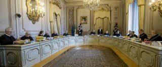 """La Consulta rafforza lo """"scudo"""" per i parlamentari: serve ok della Camera di appartenenza anche per utilizzo tabulati"""