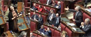 """Legittima difesa, Pd vs M5s: """"Silenti e supini a Lega, non eravate per il disarmo?"""". Ed è scontro con Fi sulle primarie"""
