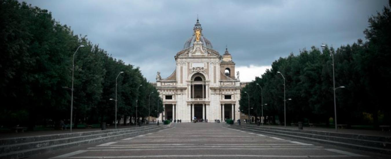 Ad Assisi ho assistito a una scena che mi ha colpito. E mi chiedo: dov'è finita la carità cristiana?
