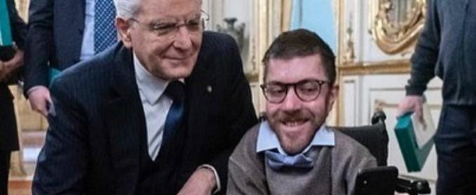 Quel selfie chiesto da Mattarella che ha il valore di un esempio civile