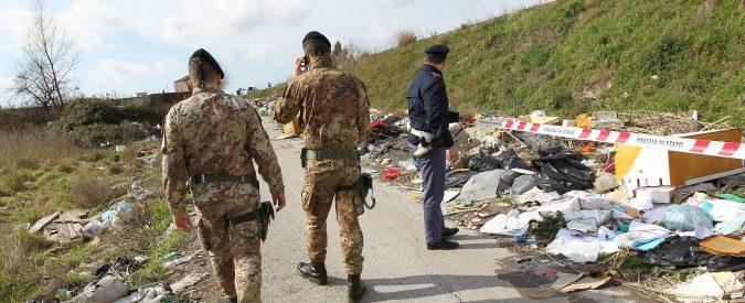 Terra dei Fuochi, anche dall'estero confermano i danni alla salute. Ma da Napoli ancora nessuna notizia