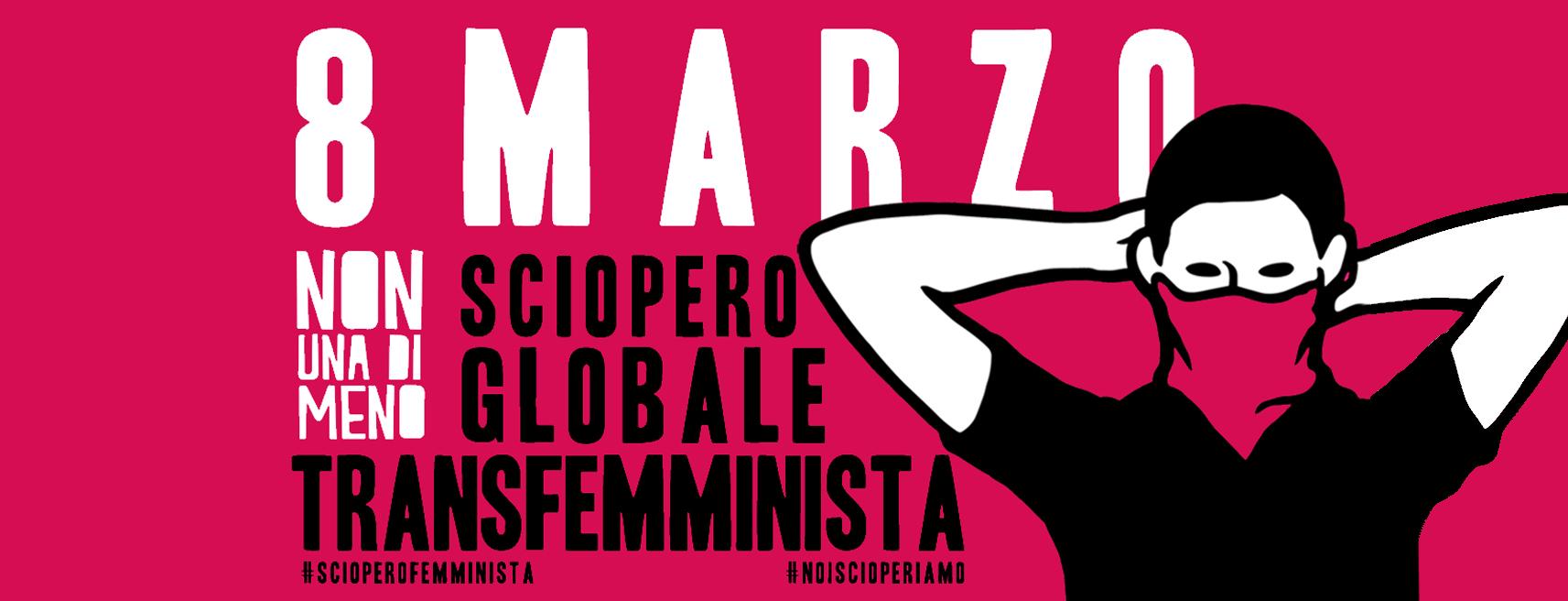 8 marzo in piazza: lo sciopero è di tutte le lavoratrici, anche quelle senza diritti