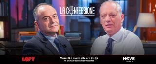 """La Confessione, Gomez a Gratteri su Nove: """"Perché Napolitano non la volle ministro?"""". """"Mi considerava troppo caratterizzato"""""""