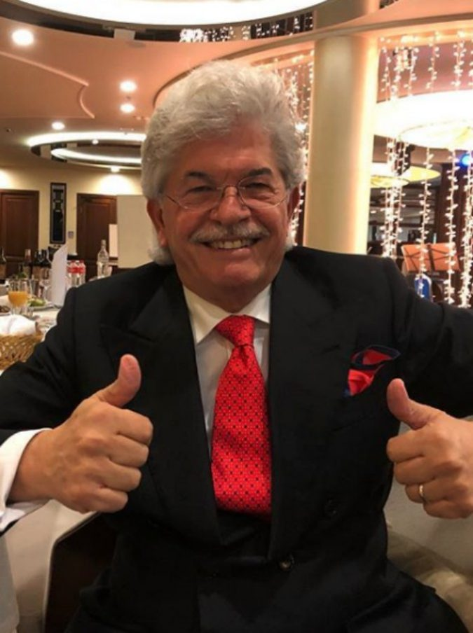 """Ballando con le Stelle, Antonio Razzi concorrente: """"Vado per divertirmi. Dei soldi non mi frega. Quando ero parlamentare usavo la carta e spendevo finché c'era liquidità"""""""