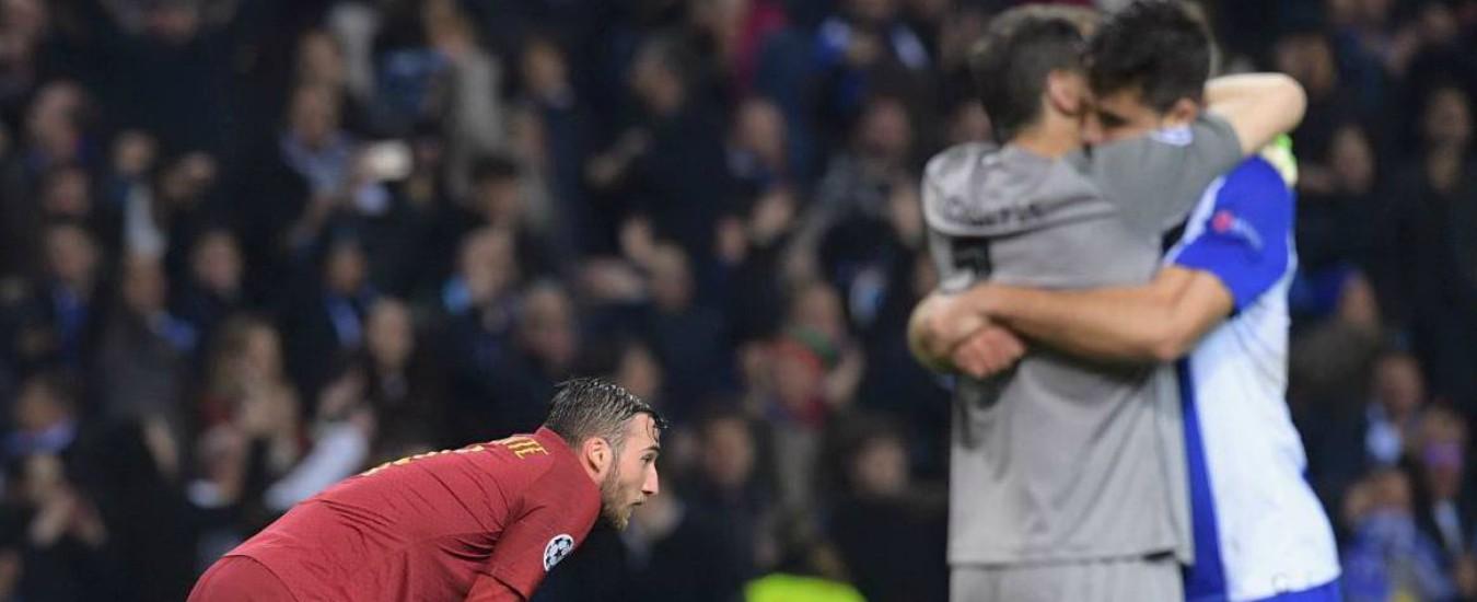 """Champions League, la Roma esce e accusa il Var. Pallotta: """"Derubati, sono stufo…"""""""