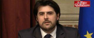 "Tav, Buffagni (M5s): ""Non c'è da aprire una crisi di governo, è già aperta. Difficoltà c'è, è evidente"""