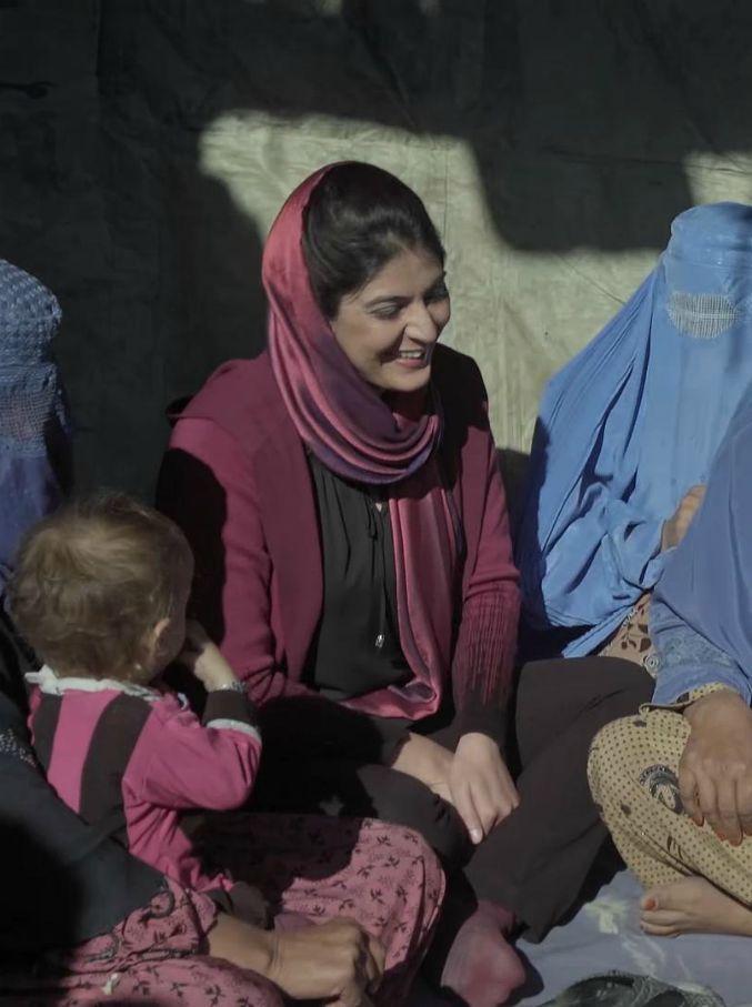 I am the Revolution, così tre donne guidano la rivoluzione in Afghanistan, Siria e Iraq
