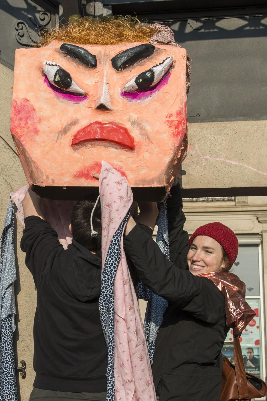 Sciopero Femminista organizzato da Non una di Meno Piazza Oberdan
