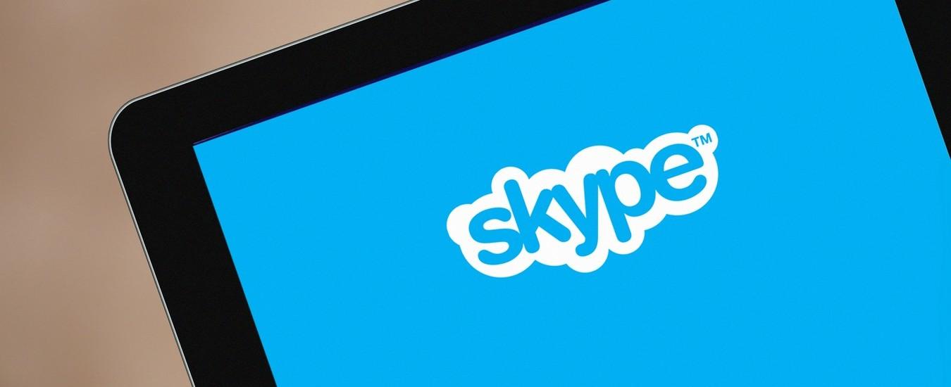 Skype per Web si rifà il look e adesso registra anche le chiamate