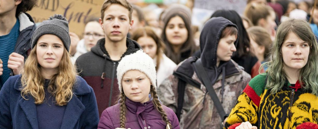 Global Strike for future, da Greta Thunberg allo sciopero del 15 ...