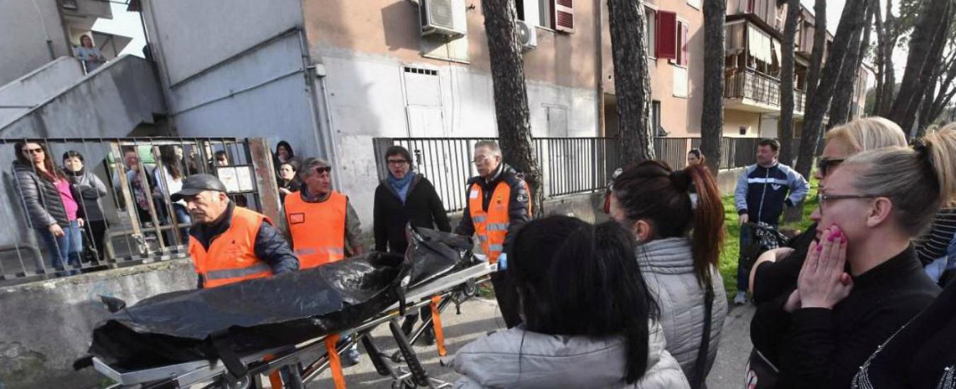 """Napoli, confessa il marito della 36enne trovata morta in casa: """"L'ho uccisa con una stampella, non mi amava più"""""""