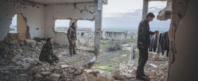 la vita sospesa: l'occhio nella guerra in siria