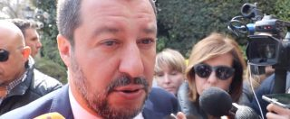 """Tav, Salvini: """"Non c'è alcuna crisi in vista. Situazione economica non ci permette di scherzare con il futuro"""""""